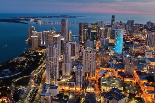 Downtown-Miami