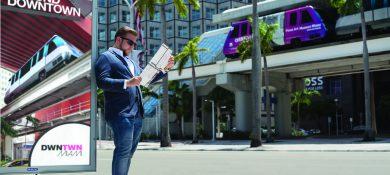 Downtown Miami Millennial