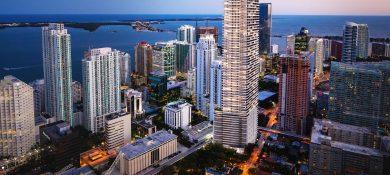 Brickell Flatiron Miami Real Estate