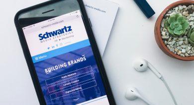 Brand Refresh Schwartz Media