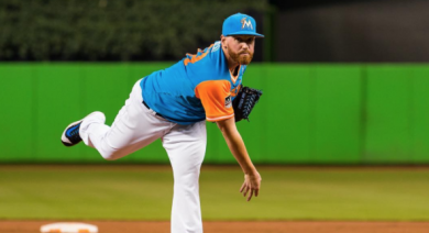 Marlins Pitching