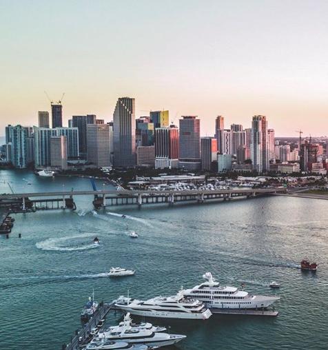 Downtown Miami Real Estate